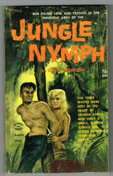 Image for Jungle Nymph