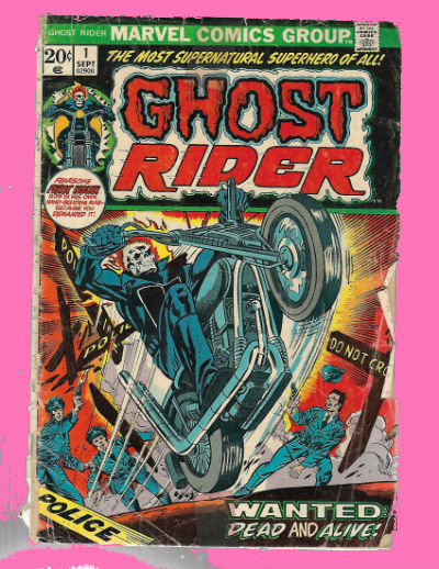 Image for Ghost Rider (1973 1st Series) #1