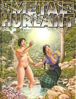 Image for Metal Hurlant #31