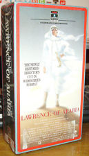 Image for Lawrence of Arabia (VHS 1962/1989) Widescreen, Director's Cut