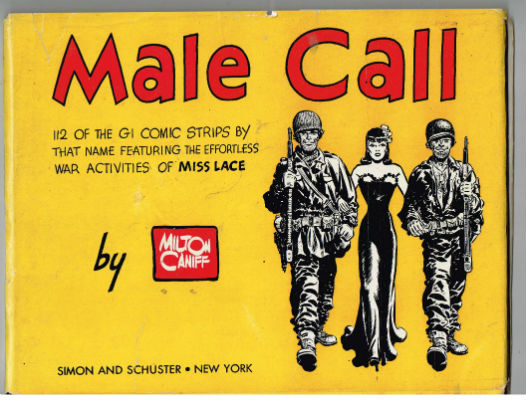 Image for Male call by Milton Caniff