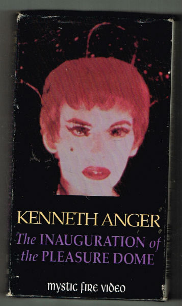 Image for Image of Magick Lantern Cycle, Vol. 2: Inauguration of the Pleasure Dome [VHS]