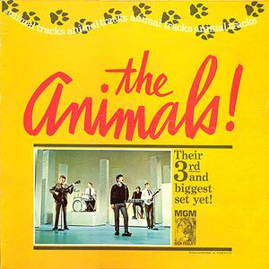 Image for The Animals ‎– Animal Tracks  Label:  MGM Records ‎– SE 4305  Format:  Vinyl, LP, Album, Stereo  Country:  US  Released:  1965  Genre:  Rock  Style:  Blues Rock, Rock & Roll
