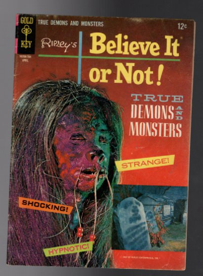 Image for Ripley's Believe it or not #4