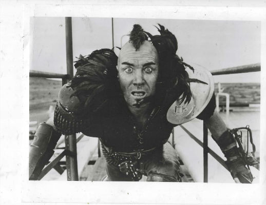 Image for Wez (Vernon Wells,Pushed the LBGTQ stance in the original Road Warrior.