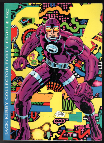 Image for Jack Kirby Collector #48