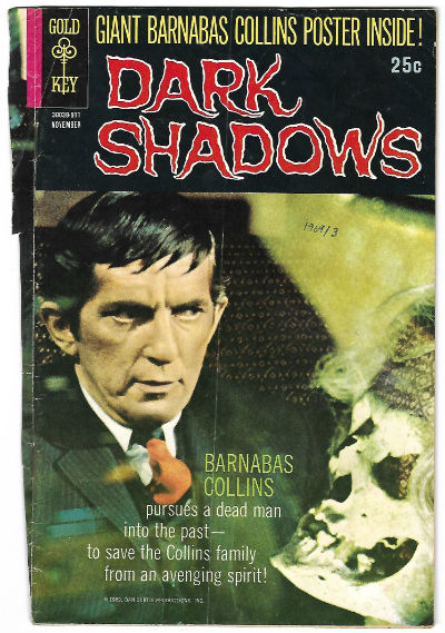 Image for DARK SHADOWS (GOLD KEY/WHITMAN) #3