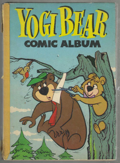 Image for Yogi Bear Comic Album