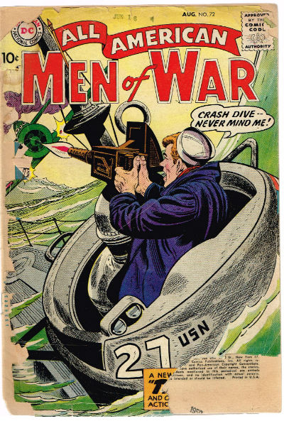 Image for All American men of War