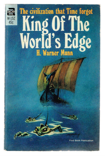 Image for King of the world's edge