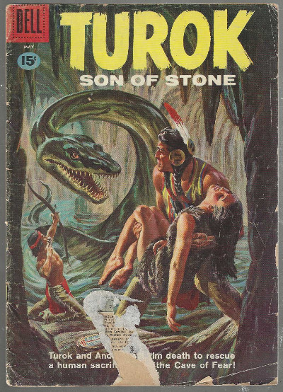 Image for Turok:Son of Stone #23