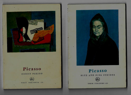 Image for Picasso 5 tiny volumes
