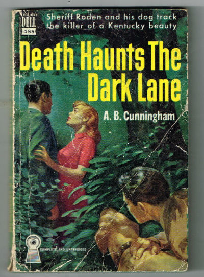 Image for Death haunts the Dark Lane