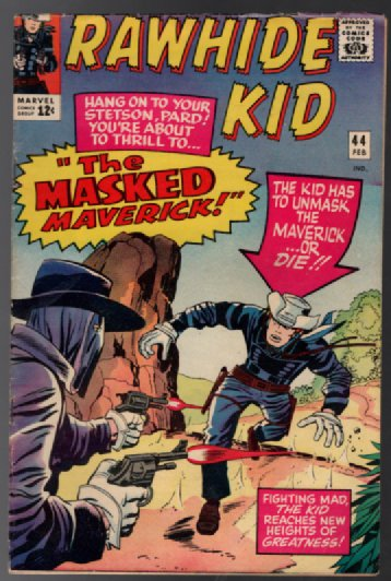 Image for Rawhide Kid #44