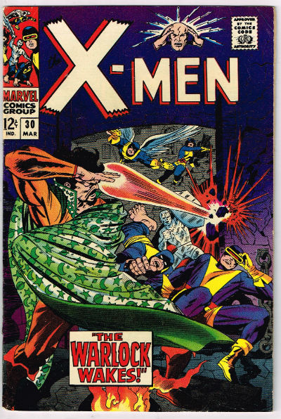 Image for UNCANNY X-MEN #30    1966 | VOLUME 1 | MARVEL