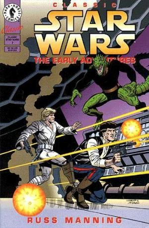 Image for CLASSIC STAR WARS: THE EARLY ADVENTURES #7    1995 | VOLUME 1 | DARK HORSE