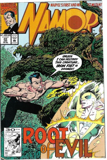 Image for Namor #22