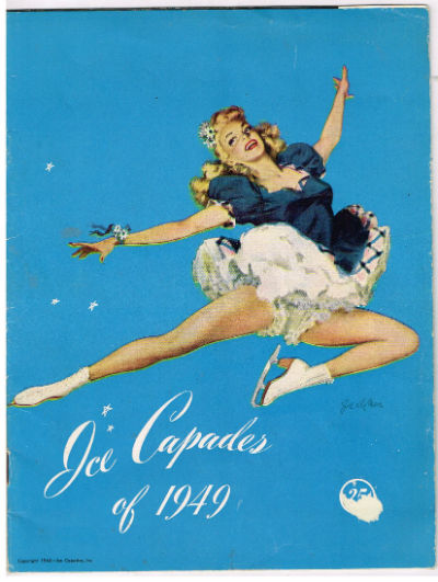 Image for Ice Capades of 1949 (9th Edition) program – 1949