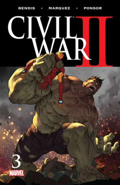 Image for CIVIL WAR II #3    2016 | MAXI-SERIES | MARVEL