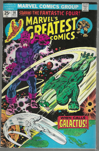 Image for Marvel's Greatest Comics #56