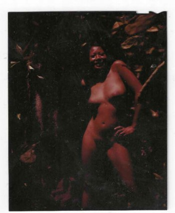 Image for Saucy color negative of girl gone native