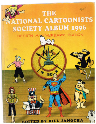 Image for National Cartoonists Society Album 1996