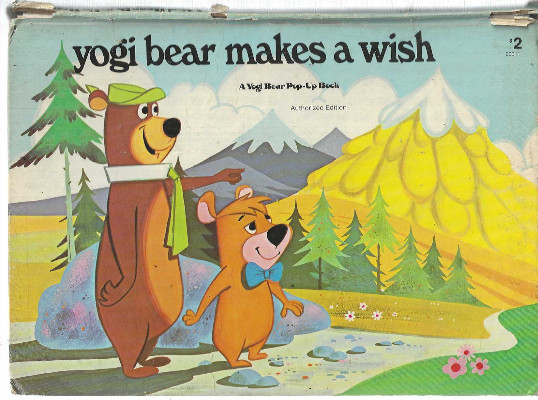 Image for Yogi Bear makes a wish