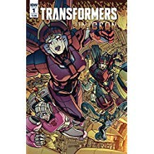 Image for Transformers: Unicron #1-4