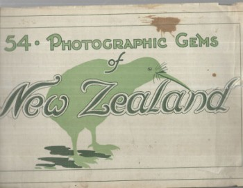 Image for 54 Photographic gems of New Zealand