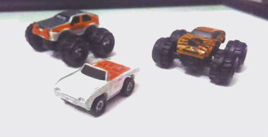 Image for Micro-Machines Lot of 3