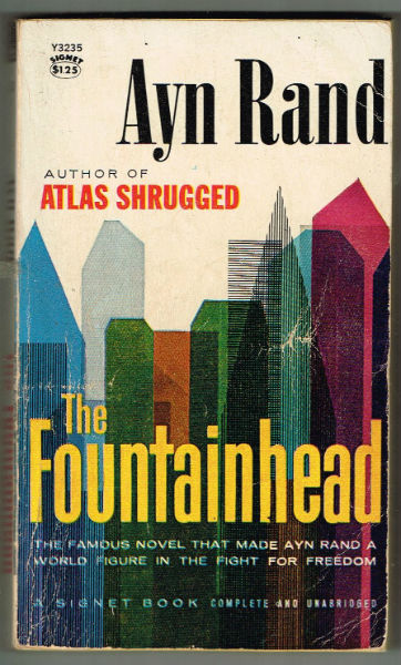 Image for the Fountainhead: Signet Y3235