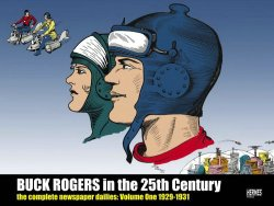 Image for Buck Rogers in the 25th Century: The Complete Newspaper Dailies, Vol. 1: 1929-1930