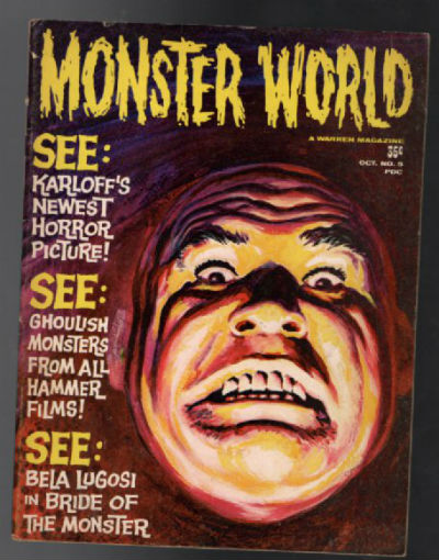 Image for Monster World: No.5,oct.,1965