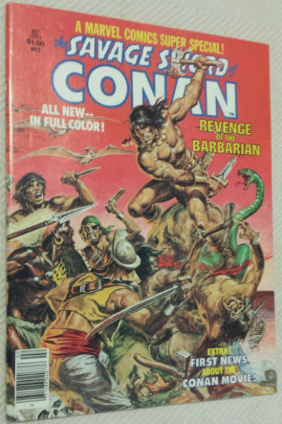 Image for The Savage Sword of Conan #2,1977