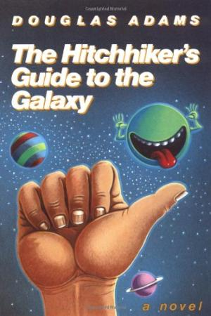 Image for The Hitchhiker's Guide to the Galaxy    by Adams, Douglas