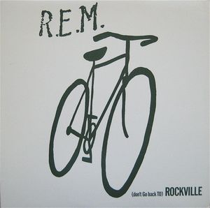 "Image for R.E.M. ‎– (Don't Go Back To) Rockville  Label:  I.R.S. Records ‎– SP 70982, I.R.S. Records ‎– SP-70982  Format:  Vinyl, 12"", 33 ⅓ RPM, Promo  Country:  US  Released:  1984  Genre:  Rock  Style:  Alternative Rock, Folk Rock"