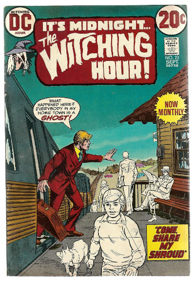 Image for Witching Hour (1972 DC) #23