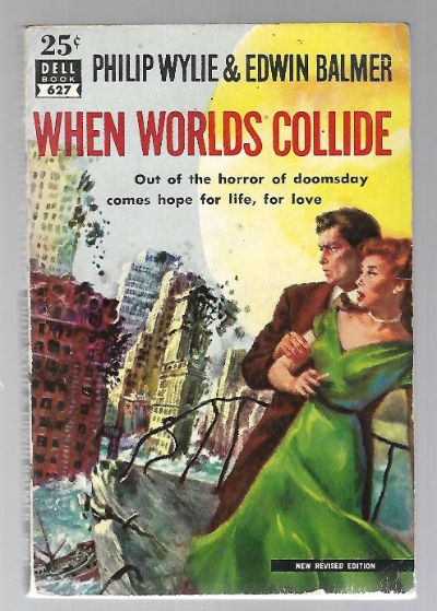 Image for More buying choices for  When Worlds Collide (Vintage Dell, #627) (Mass Market Paperback)