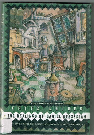 Image for The Dealings of Daniel Kesserich by Fritz Leiber (1997, Hardcover, Revised)