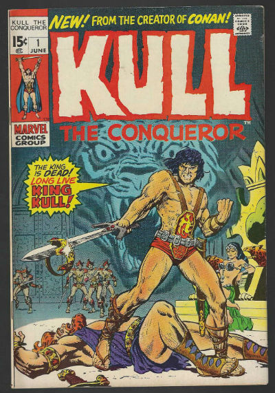 Image for Kull:the Conqueroer #! thru #5