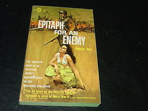 Image for Epitaph for an Enemy
