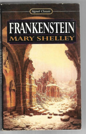 Image for Frankenstein: Or, The Modern Prometheus (Signet Classics)
