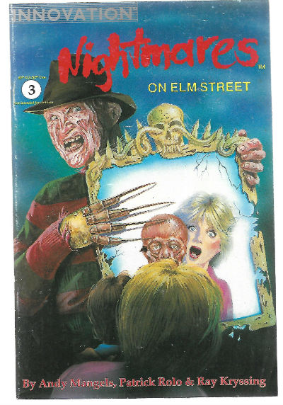 Image for NIGHTMARES ON ELM STREET #3    1990 | VOLUME 1 | INNOVATION