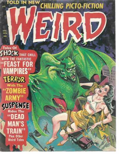 Image for Weird vol.4 #5