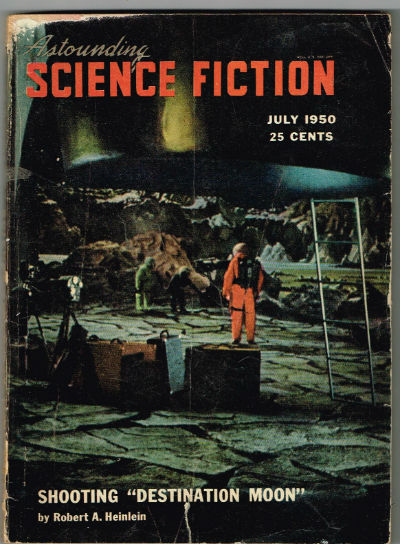Image for Astounding Science Fiction, July 1950  by Campbell, John W. Jr. (Editor)  1st Edition