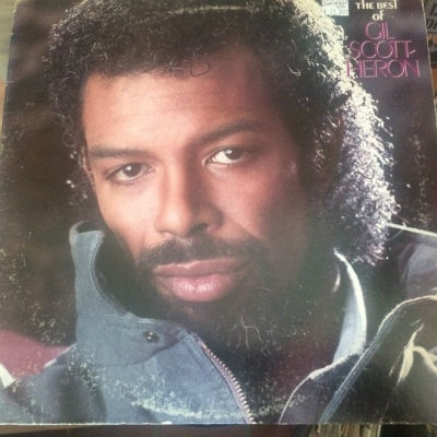Image for Gil Scott-Heron ‎– The Best Of  Label:  Arista ‎– AL 8-8248  Format:  Vinyl, LP, Compilation   Country:  US  Released:  1984  Genre:  Funk / Soul  Style:  Soul, Funk