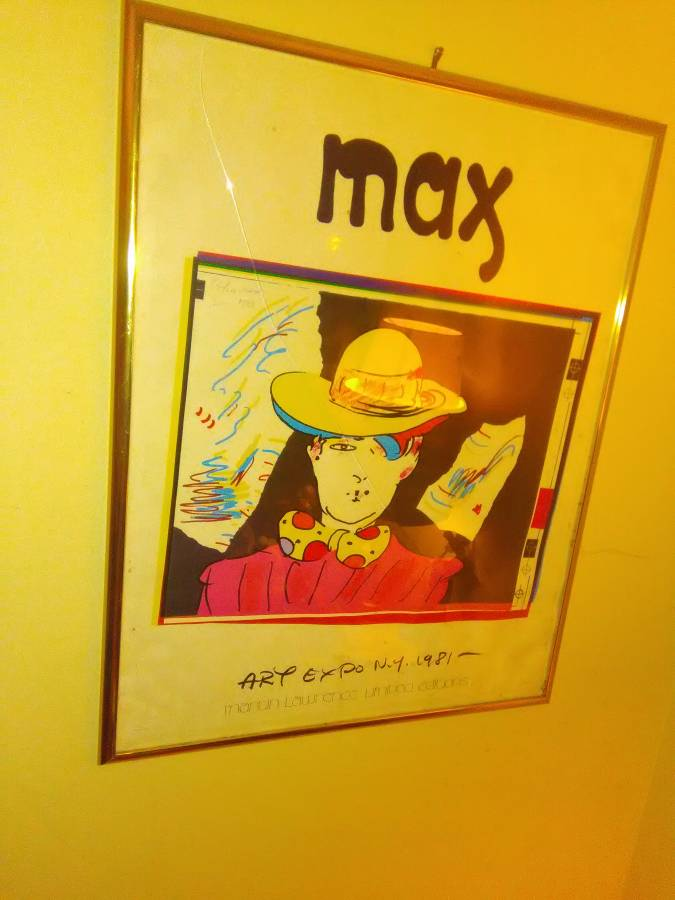 "Image for Peter Max ""Art Expo NY 1981"