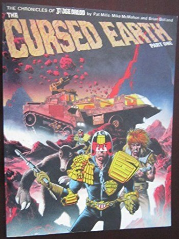 Image for The Chronicles of Judge Dredd: Cursed Earth Part one