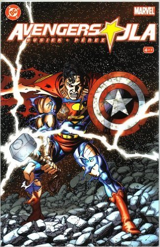 Image for AVENGERS JLA, #4 OF 4 Paperback – 2003  by KURT BUSIEK (Author)