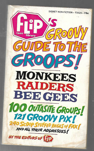 Image for Flip's Groovy Guide to the Groops!